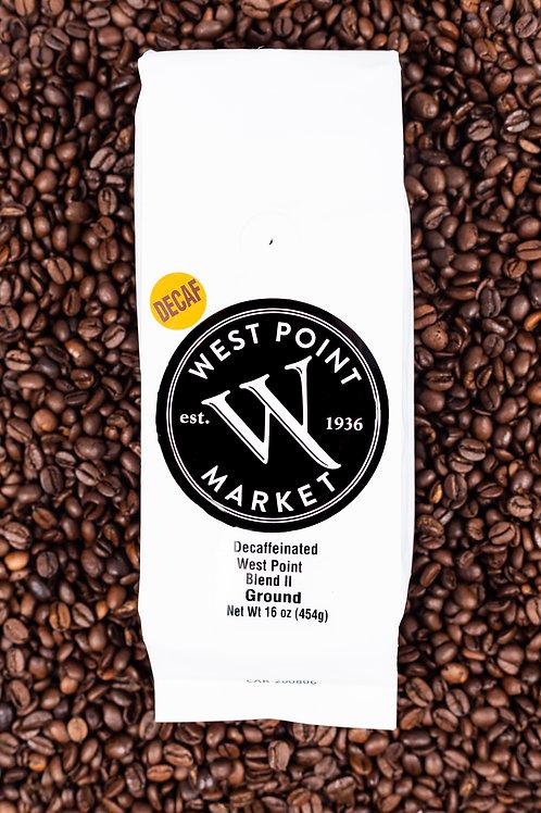 West Point Market Ground Coffee: Decaf