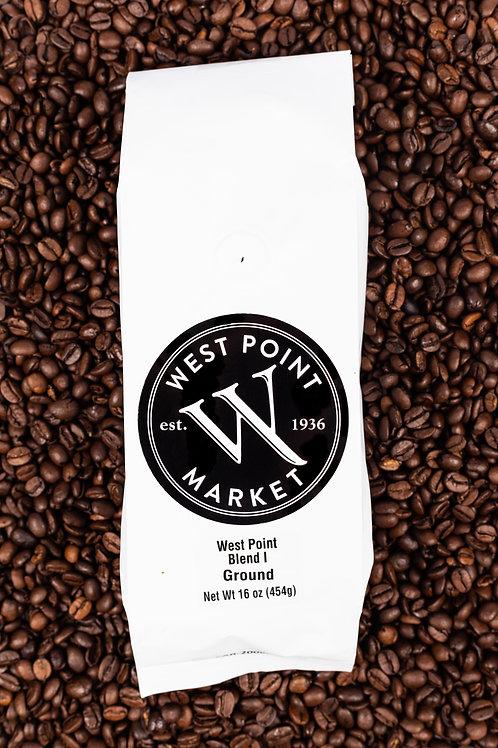 West Point Market Ground Coffee: Blend #1