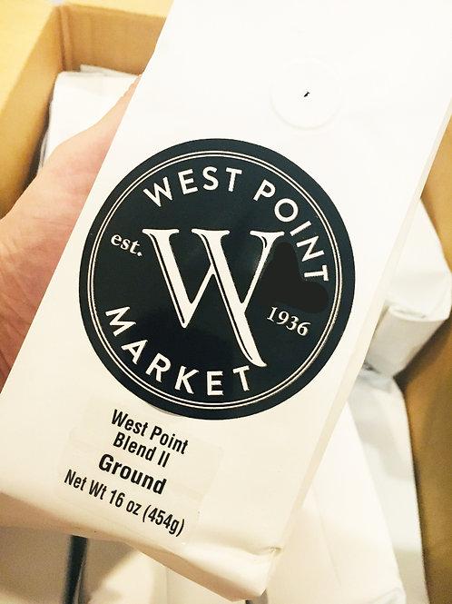 West Point Market Coffee: Blend #2