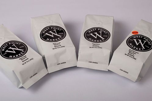 West Point Market Coffee 4-pack