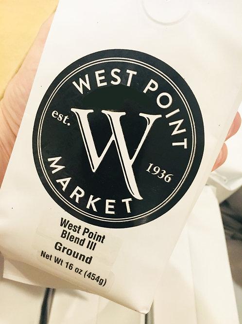 West Point Market Coffee: Blend #3