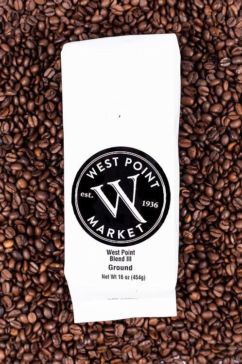 West Point Market Ground Coffee: Blend #3