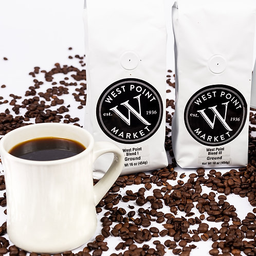 West Point Market Coffee - 2 Bags