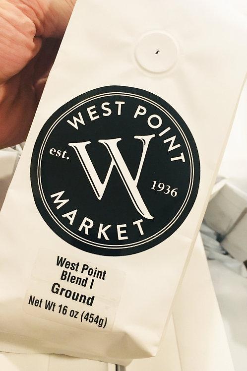 West Point Market Coffee: Blend #1