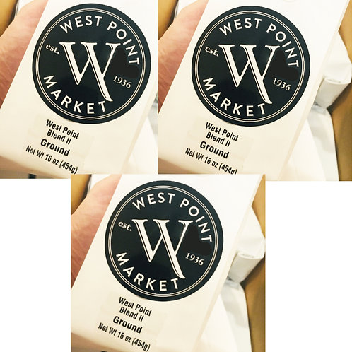 West Point Market Coffee - 3 bags