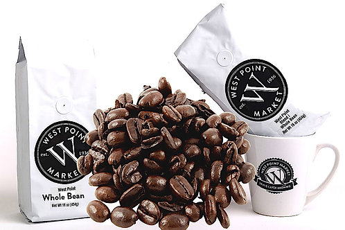 West Point Market Coffee: Whole Bean