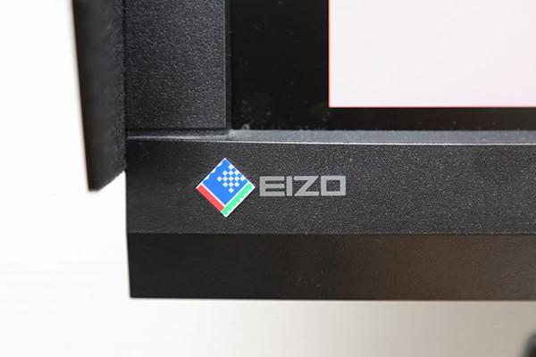 EIZO CG247モニターロゴ
