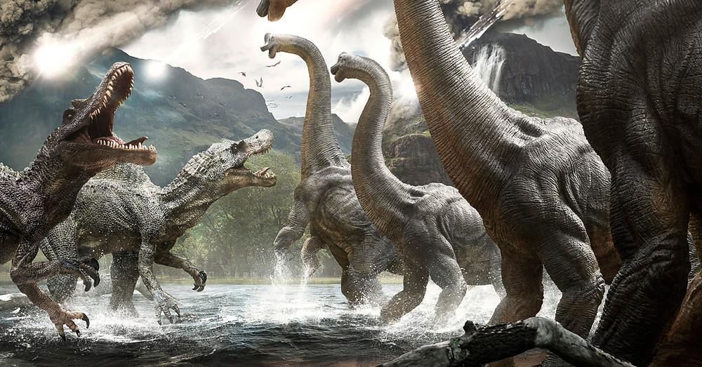 恐竜ビジュアル