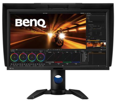 カラーマネジメントディスプレイ BenQ「PV270」とEIZO「CG247」を比較してみた。