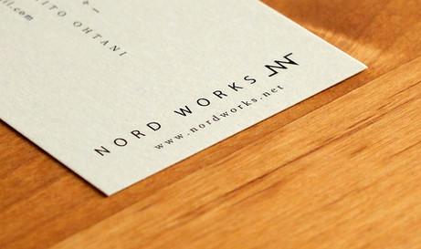 NORD WORKSの名刺が新しくなりました。