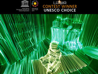 My 'Catharsis' photo chosen by UNESCO!