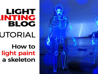 Everything you want to know about light painting!