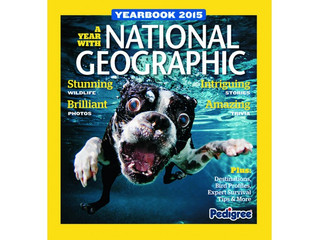 My 'Days of Our Lives' light painting photo featured in National Geographic Yearbook 2015!