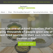 SPROUT GROWERS WEBSITE