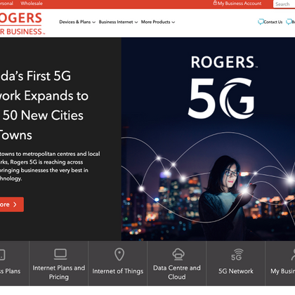 ROGERS BUSINESS STRATEGY