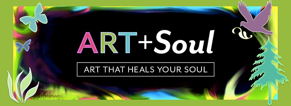 Art+Soul Logo - Copyright Kristin Morris
