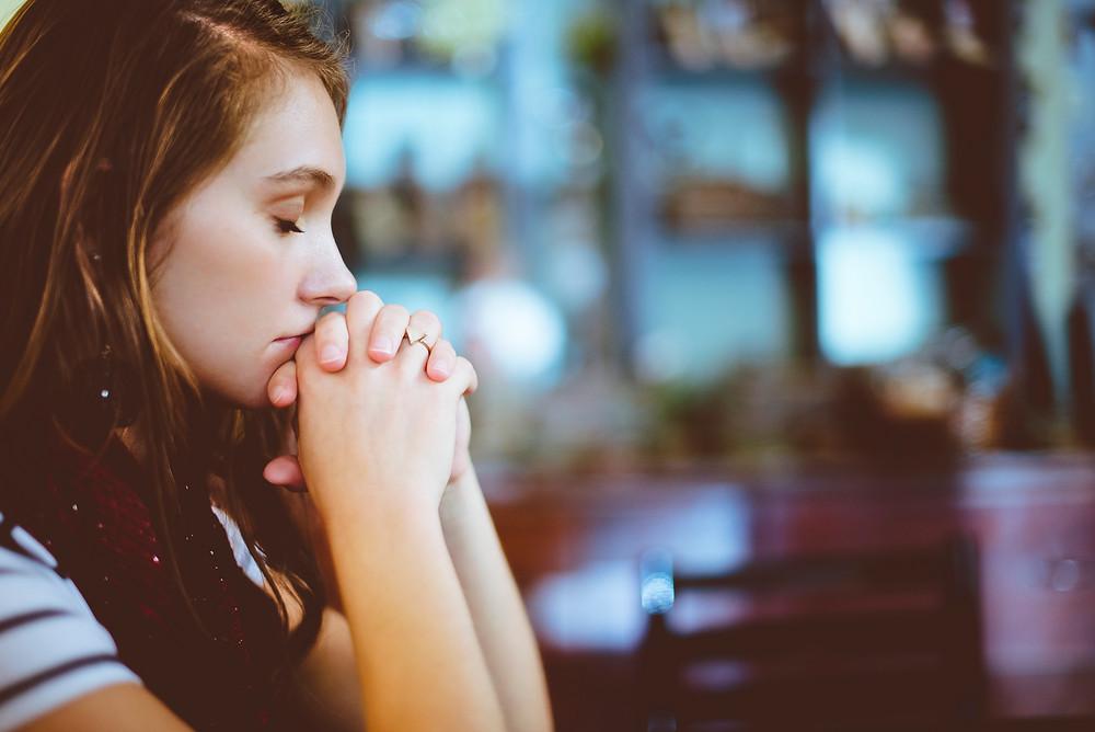 A prayer for fear