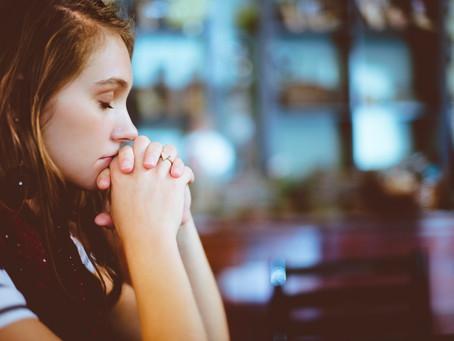 A fear prayer