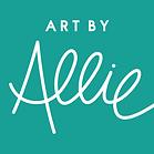 ArtByAllieLOGO_SQUARE_TEAL.png