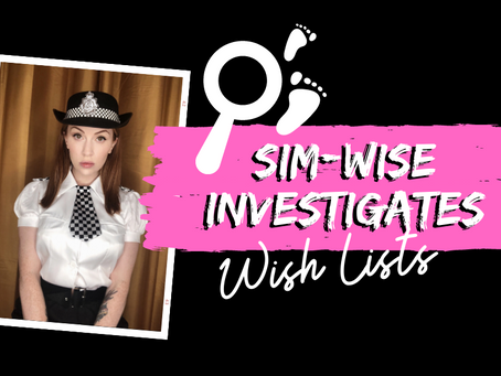 SIM-WISE INVESTIGATES: TO WISH LIST OR NOT TO WISH LIST?