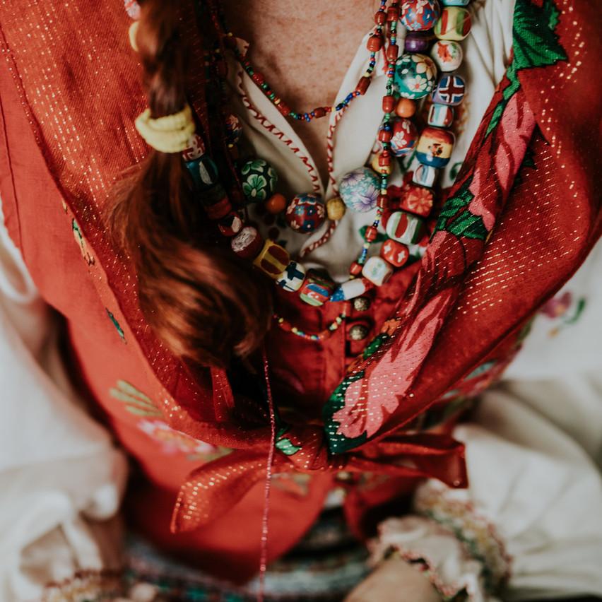 Mums Beads