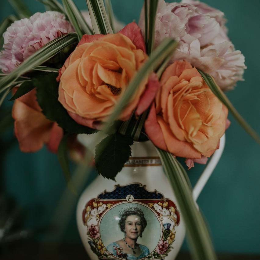 Yarner House Flowers