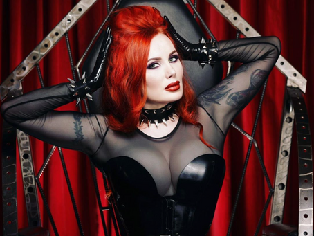 The Life of a Domme: Q&A with Morrigan Hel