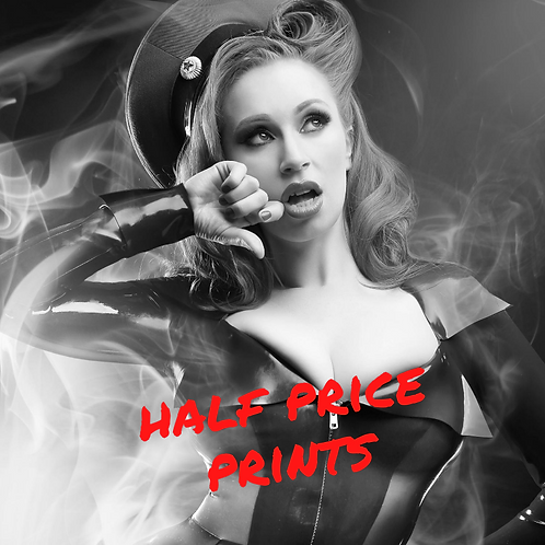 HALF PRICE Signed Prints