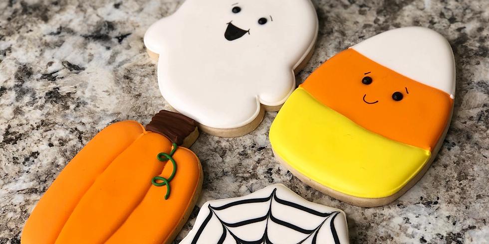 Tasteful Tikes Halloween Cookie Workshop (Ages 3-5)