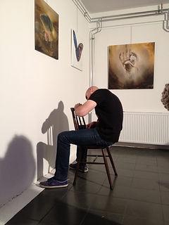 Jacco de Nijs kunst roosendaal galerie benjamin scheltema schilderij kunstenaar vrouwen surrealistisch olieverf art