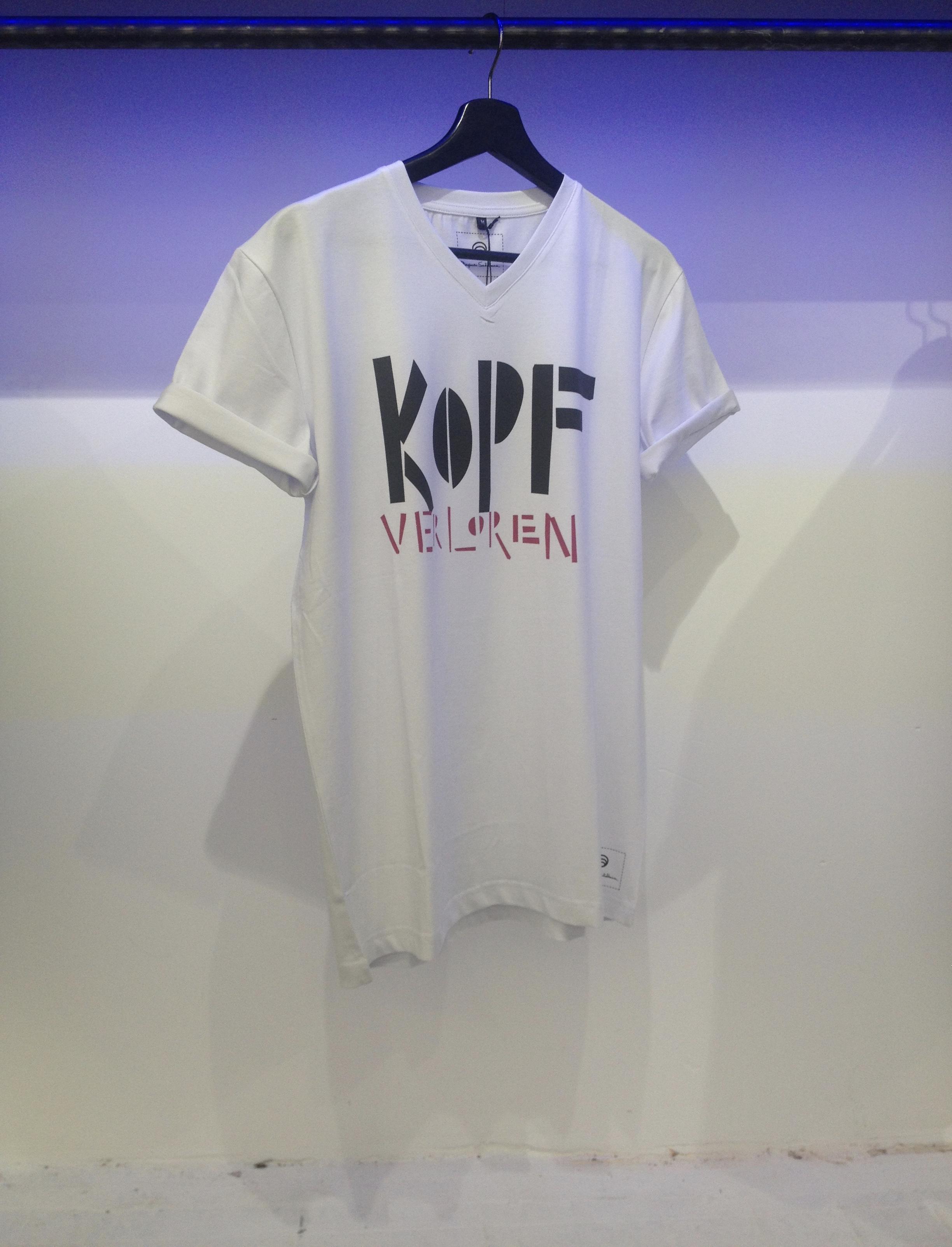 KopfVerloren - White
