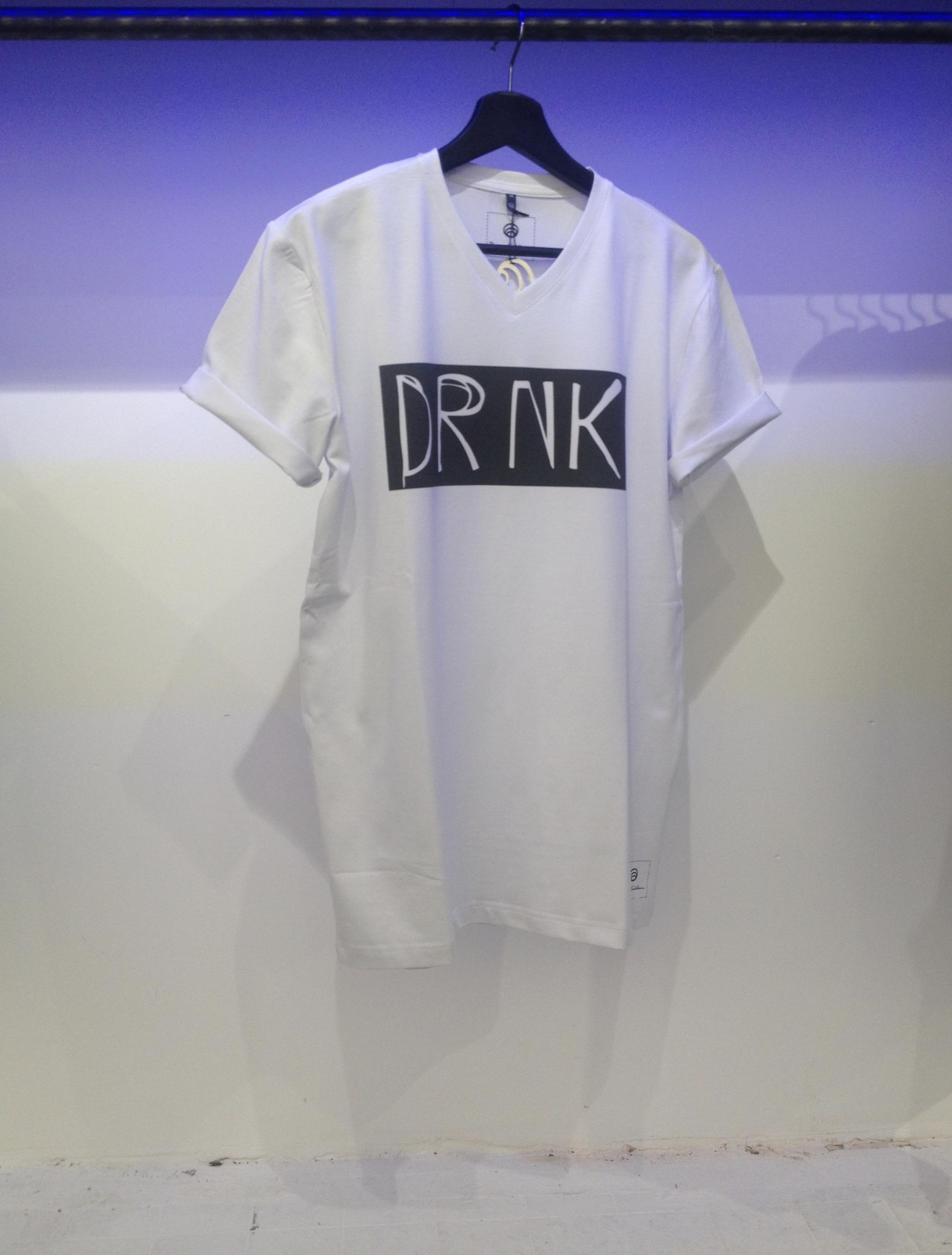 DRNK Black-White