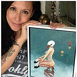 Detmer verburg kunst roosendaal galerie benjamin scheltema schilderij kunstenaar vrouwen naakt mixed media streetart art