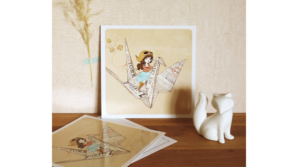 CARTE Lovely AirMail