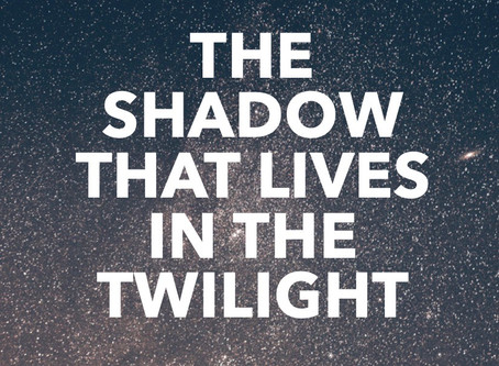"""EXCLUSIVE FICTION: Prologue to """"The Shadow that Lives in the Twilight"""""""