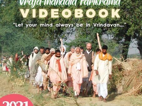 Videobook: Sri Vraja-mandala Parikrama