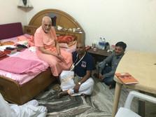 Two Japa-malas from Gurudeva!