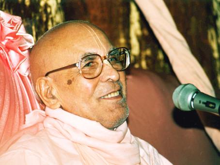 Srila Gurudeva's Transcendental Vani Continues to Expand Its Presence Online