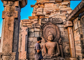 Sanchi Stupa over time | The Discovery