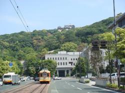 matuyamajyo-市内電車
