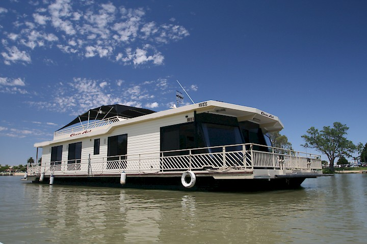 Murray River accommodation