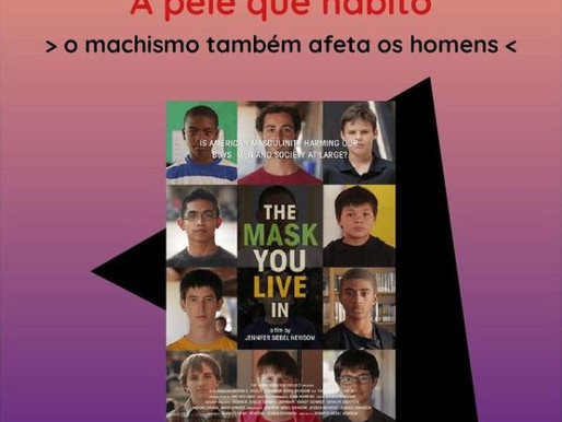 Filme: The Mask You Live In