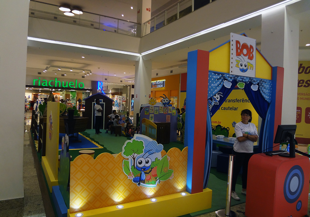 Ilha do Bob Zoom (Atrium Shopping)