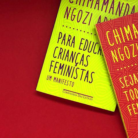 Ler e mudar as coisas: Chimamanda Ngozi