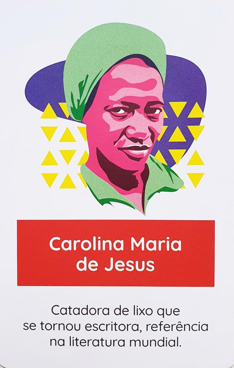 Tags: carolina de jesus, mulher que inspira, escritora brasileira