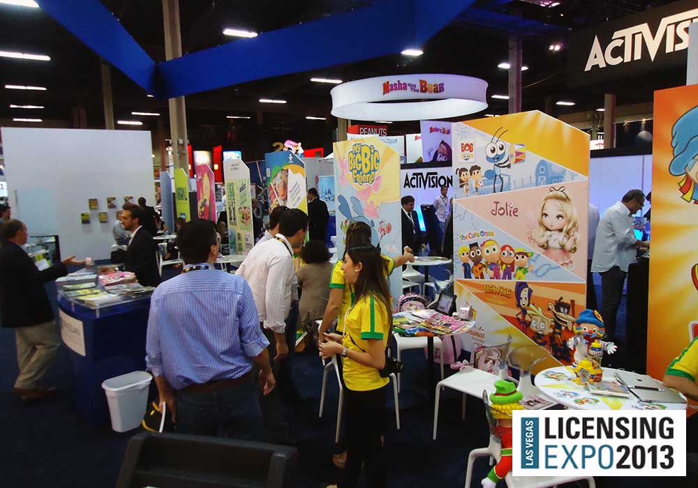 Licensing Expo 2013