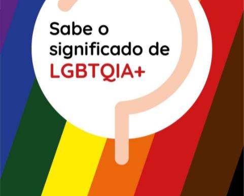 Você sabe o significado da sigla LGBTQIA+?