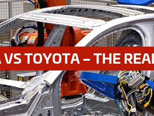 Tesla vs Toyota - The Real Test