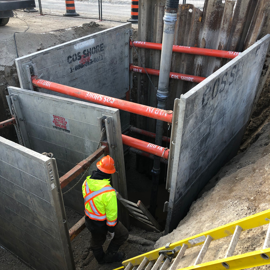Water Storm & Sewer