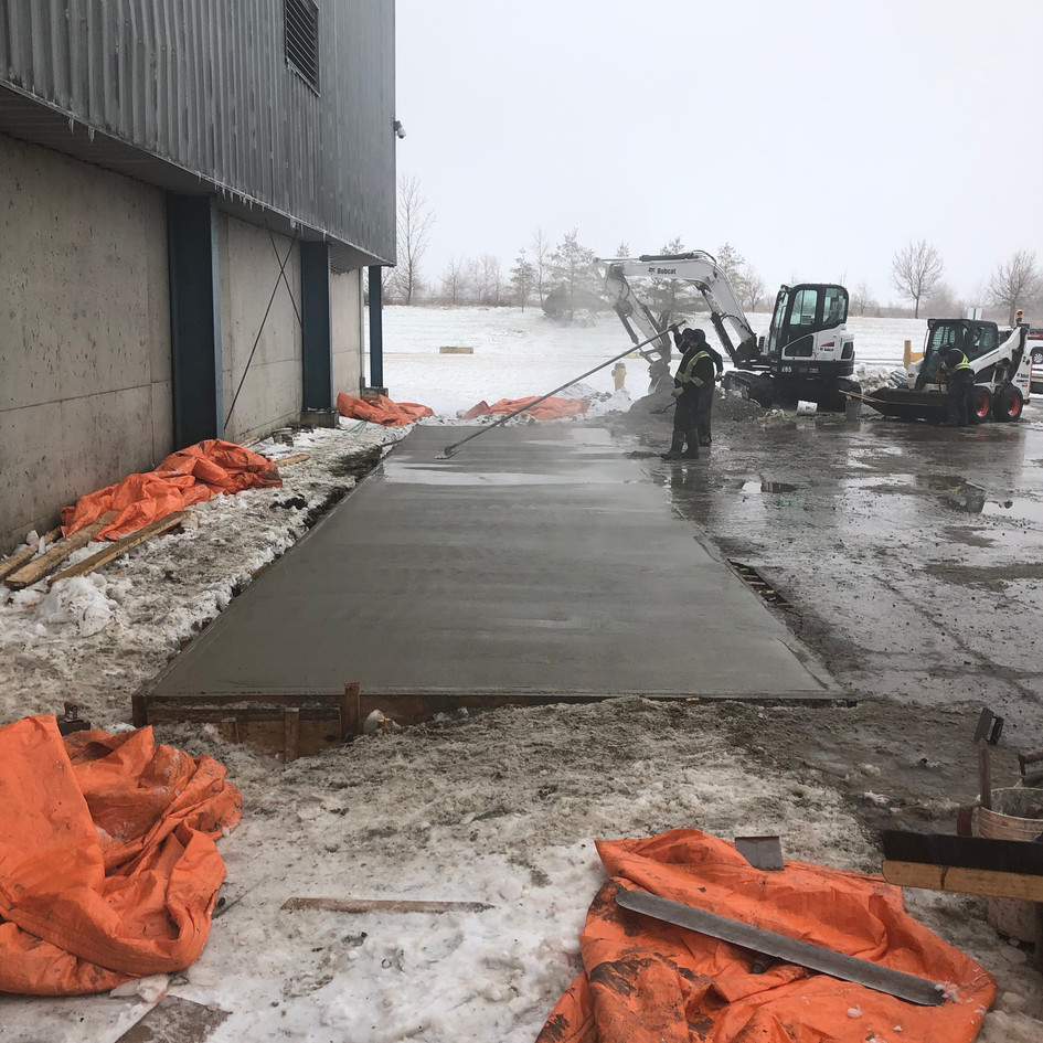 East Gwillimbury Household Hazardous Waste & Recycling Depot